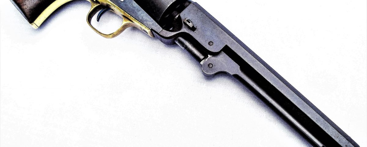 Colt 1851 Navy - Wild West Originals | History about guns
