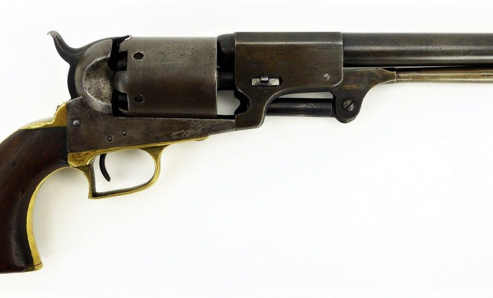 colt 1848 dragoon